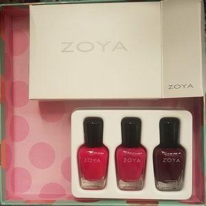 New in box Zoya Jelly Brights nail polish set